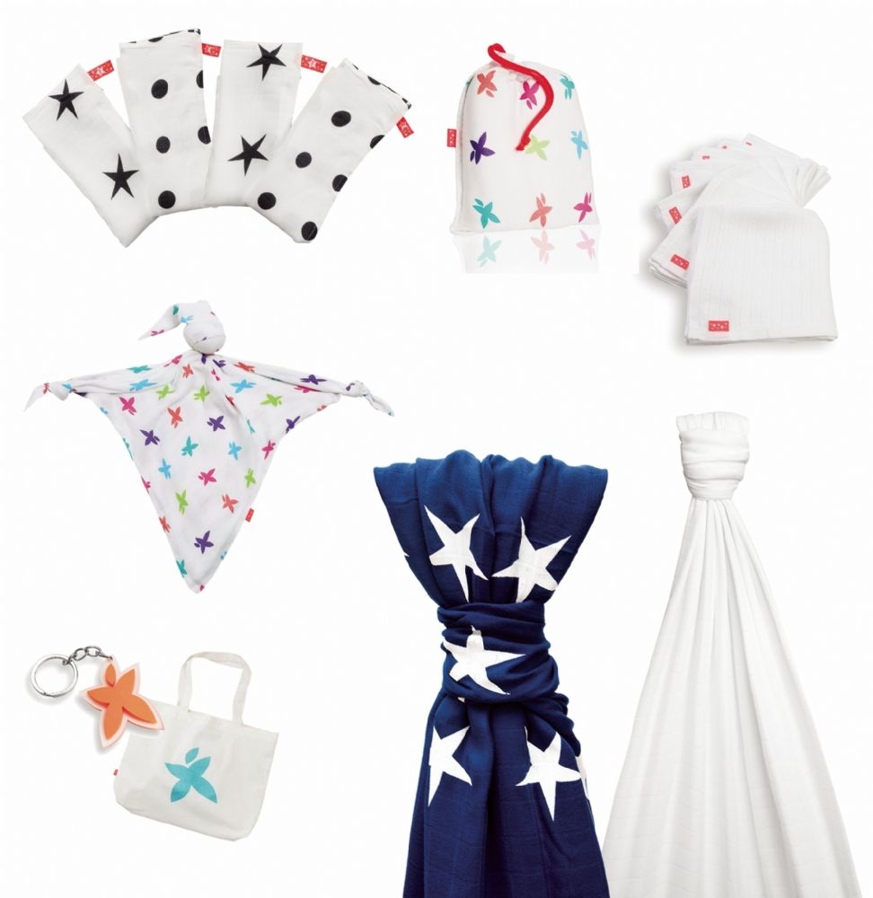 Cuski Baby Gift Set - Bundle of Joy!